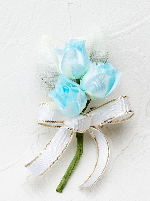 ミニバラの手作りコサージュキット(各色)